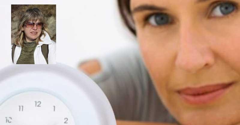 Странни симптоми на менопауза