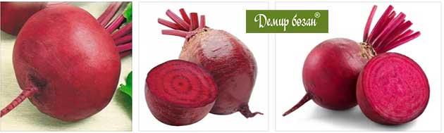 Червено цвекло и лечение на хемороиди с билки